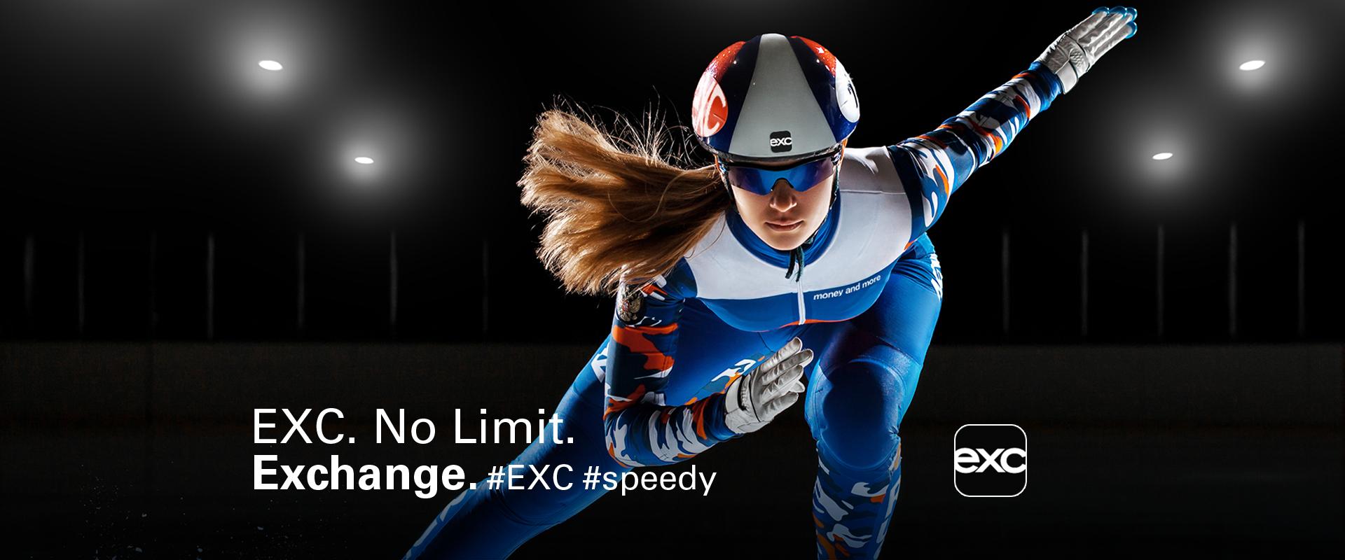 EXC. No Limit. #Speedy