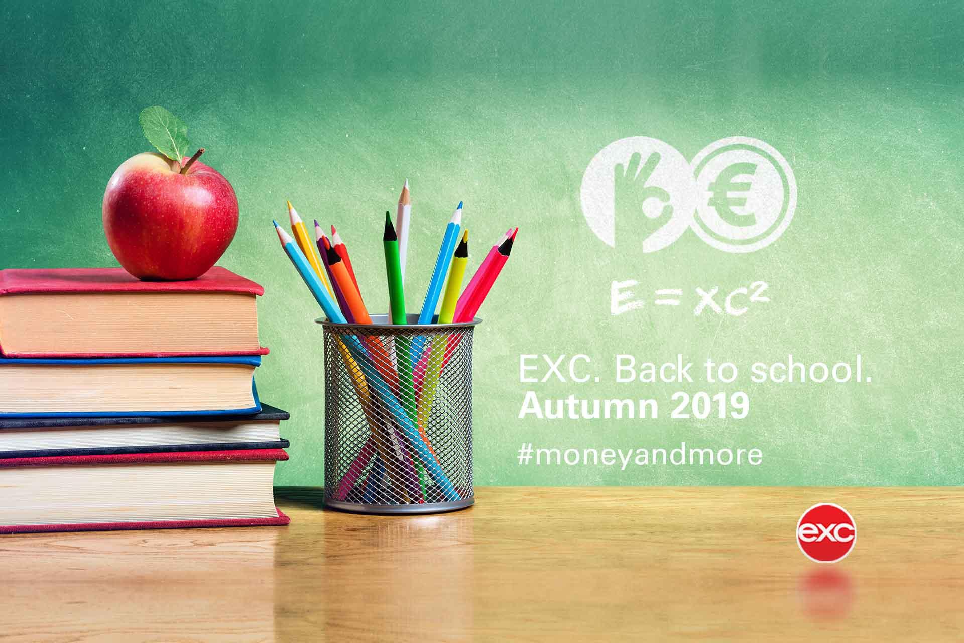 #Autumn 2019 #backToSchool #okEUR